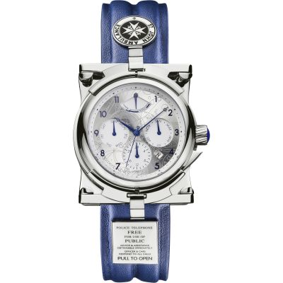 Reloj para Hombre Character Dr Who Gents Wrist Fob DR304