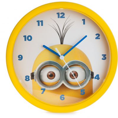 Character Minions Wall Watch MNS4