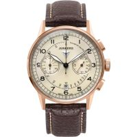 Mens Junkers G38 Chronograph Watch 6972-1