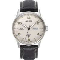 Mens Junkers G38 Automatic Watch 6966-4