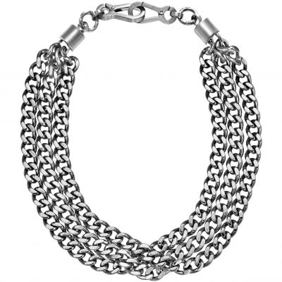 Ladies DKNY Stainless Steel Chambers Necklace NJ2173040