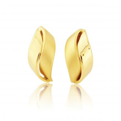 Jewellery Stud Earrings 9K Goud