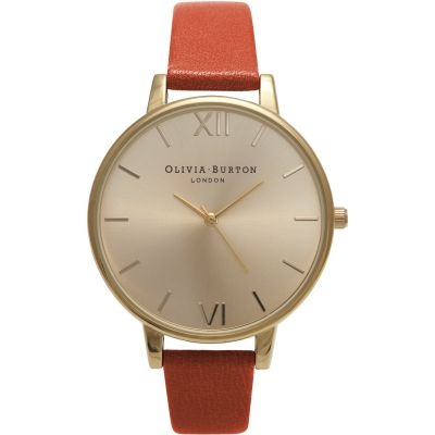 Ladies Olivia Burton Big Dial Watch OB15BD62