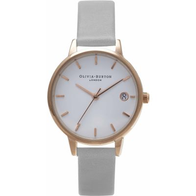 The Dandy Rose Gold & Grey Watch