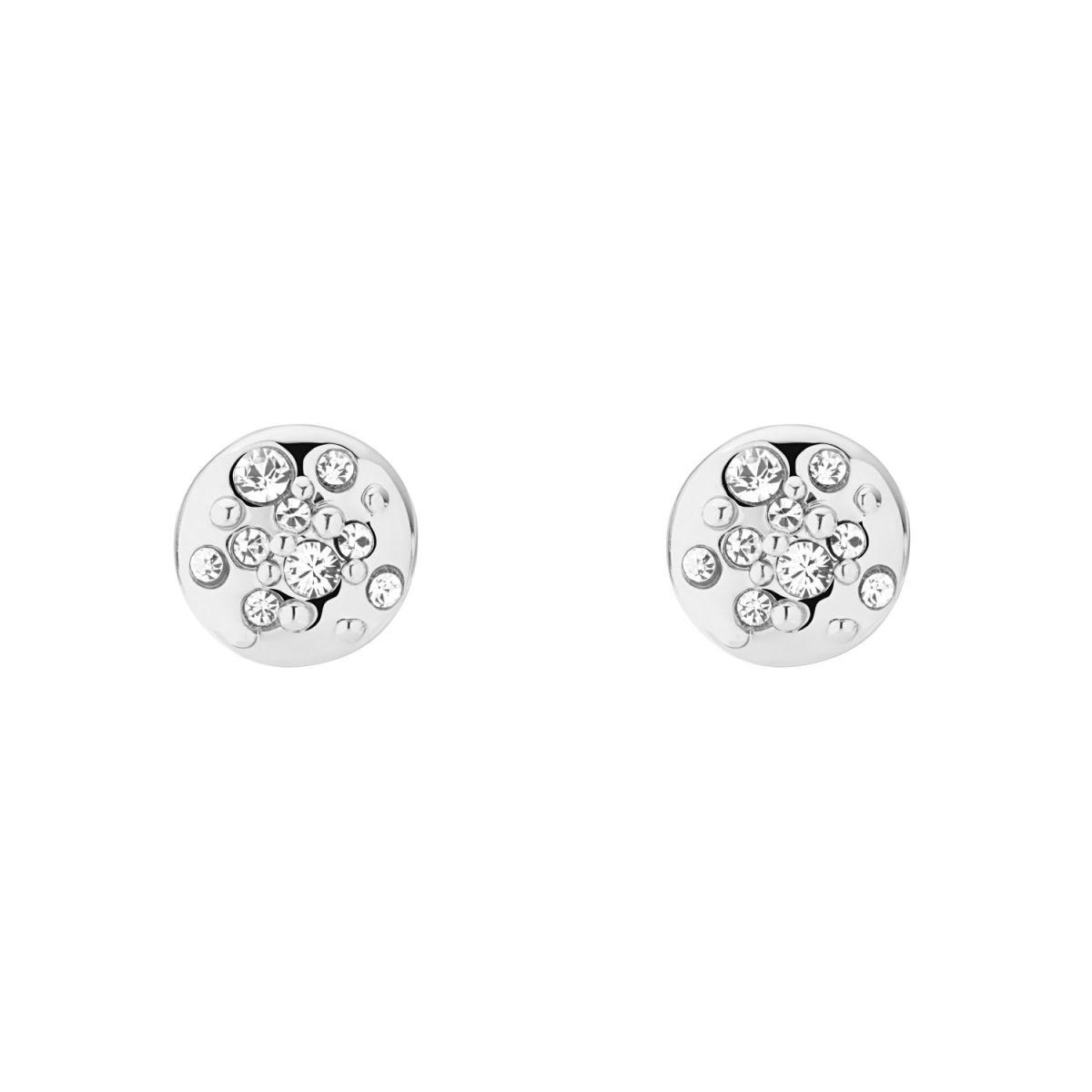 06b399885 Karen Millen | Dames Crystal Sprinkle Stud Earrings | Plastic/ resin  KMJ562-01-02 | NL | Watch Shop™