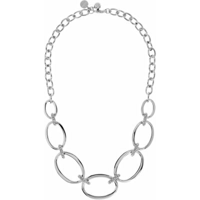 Ladies Karen Millen Oversized Chain Necklace KMJ040-01-02