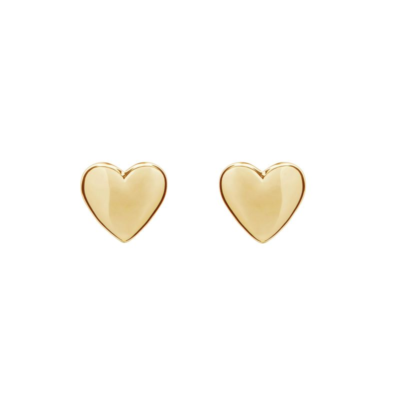Ladies Ted Baker Harly Tiny Heart Stud Earring TBJ872-02-03