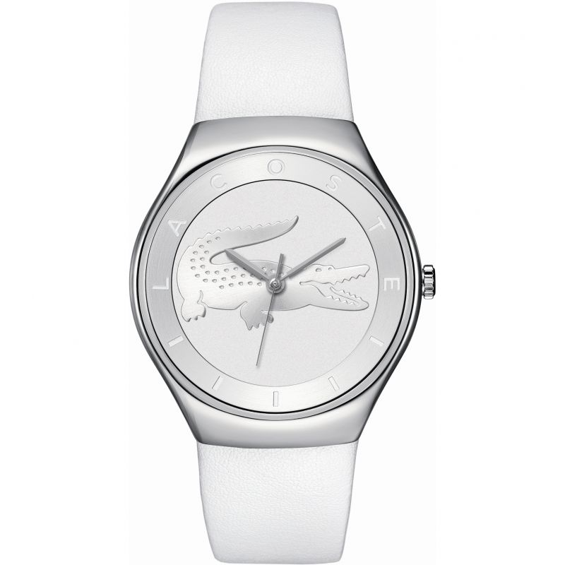 Ladies Lacoste Valencia Chronograph Watch
