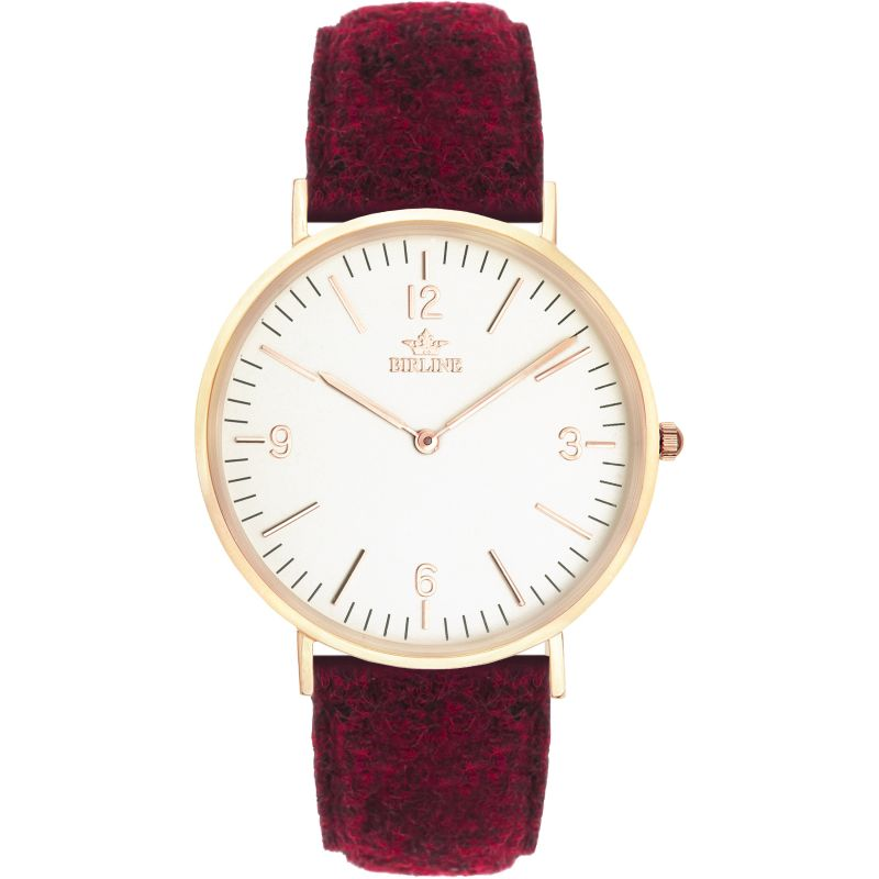 Unisex Birline Oxshott Rose Gold Watch BIR001106