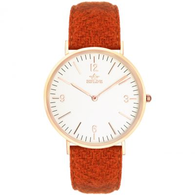 Unisex Birline Weybridge Rose Gold Watch BIR001107