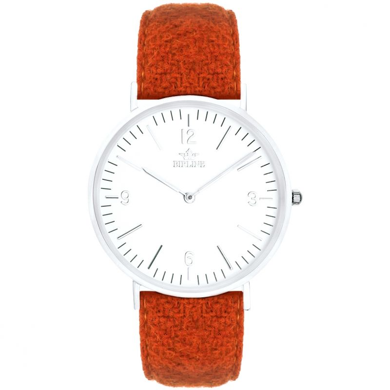Unisex Birline Weybridge Silver Watch