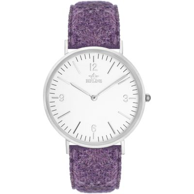Unisex Birline Woodley Silver Watch BIR002111