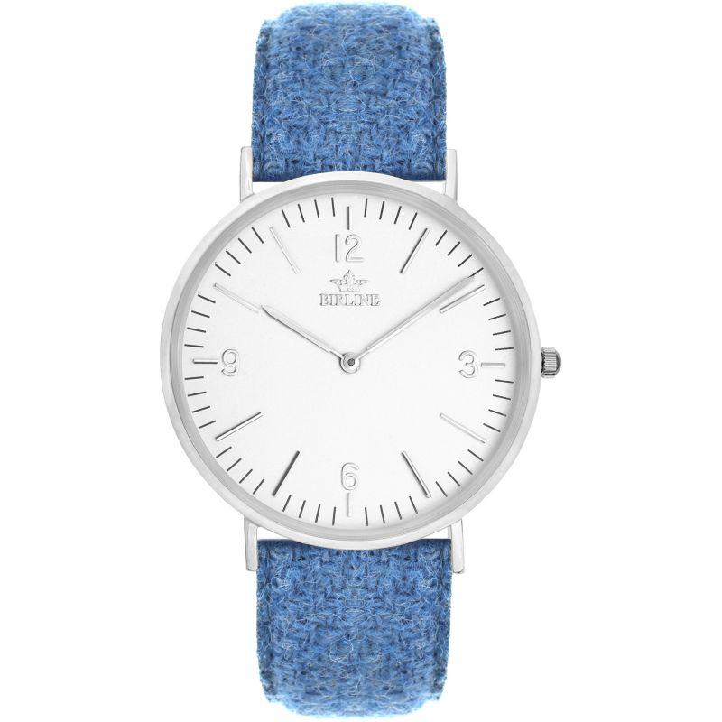 Unisex Birline Loudwater Silver Watch