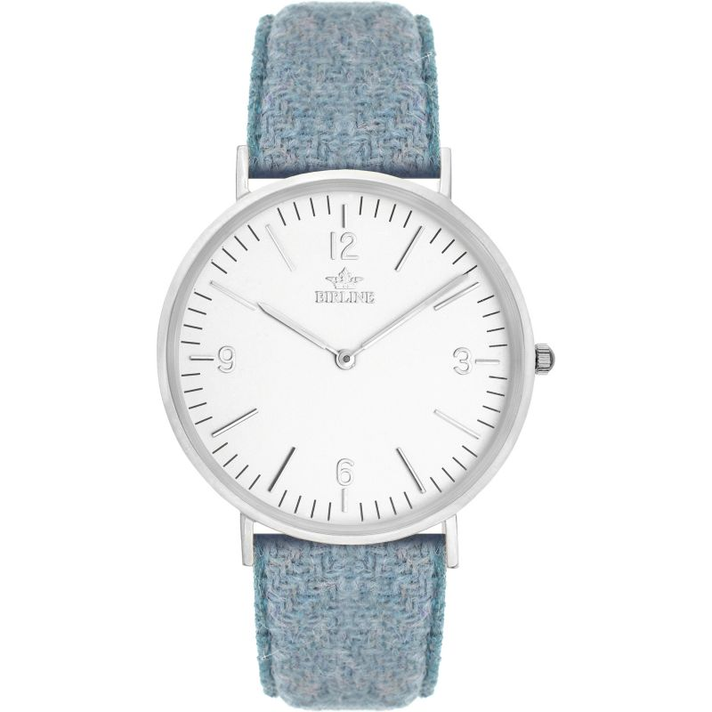 Unisex Birline Bradford Silver Watch