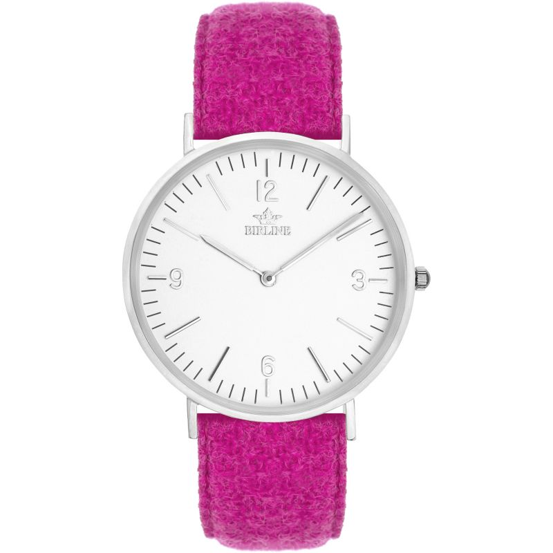 Unisex Birline Rayleigh Silver Watch