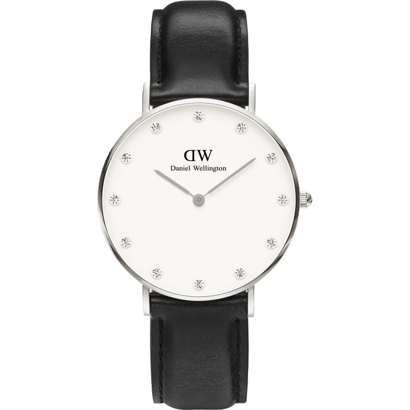 Ladies Daniel Wellington Classy Sheffield 34mm Watch DW00100080