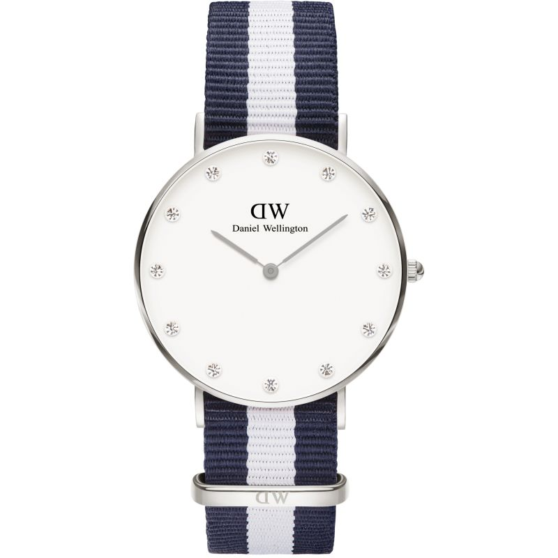 Ladies Daniel Wellington Classy Glasgow 34mm Watch DW00100082