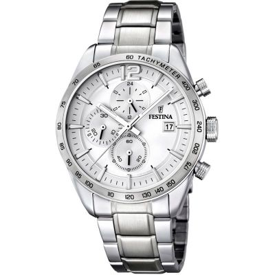 Mens Festina Chronograph Watch F16759/1