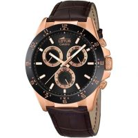 Mens Lotus Chronograph Watch L18158/4