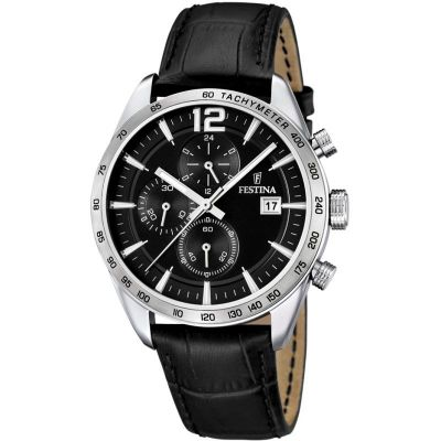 Mens Festina Chronograph Watch F16760/4