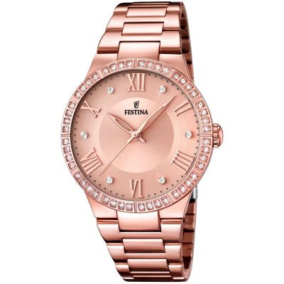 Ladies Festina Watch F16721/2