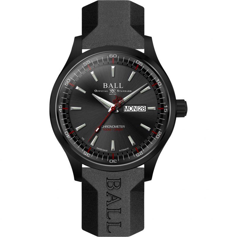 Mens Ball Engineer II Volcano Chronometer Automatic Watch