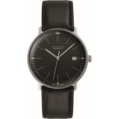 Mens Junghans max bill Automatic Watch 027/4701.00
