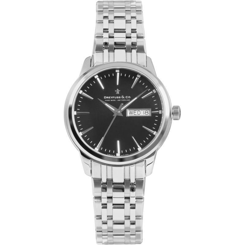 Mens Dreyfuss Co 1890 Watch
