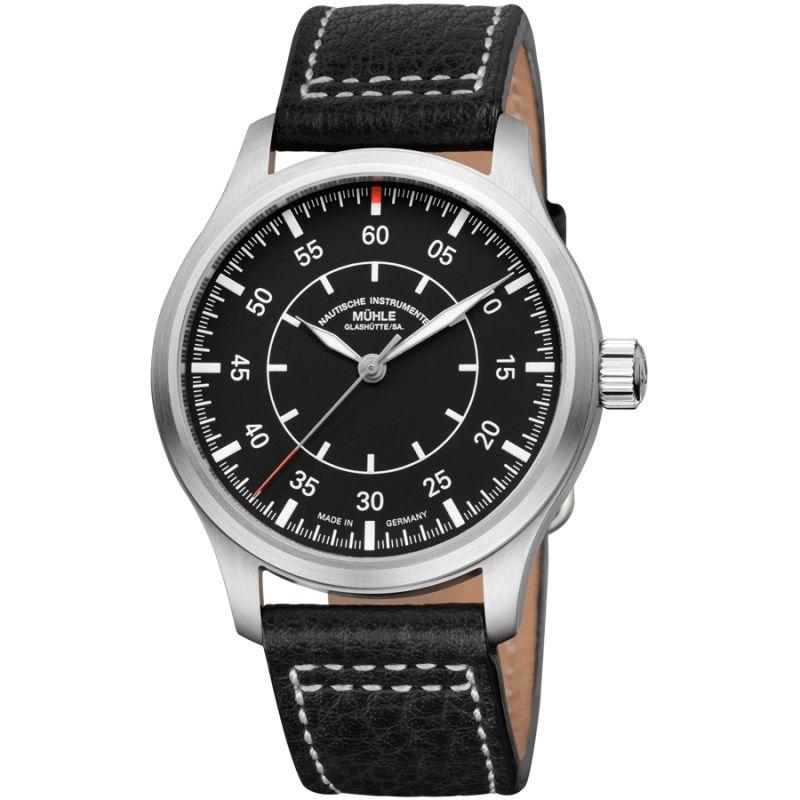 Mens Muhle Glashutte Terrasport I Observer Automatic Watch