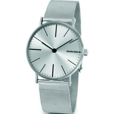Mens Lambretta Cesare Mesh Watch 2187SIL
