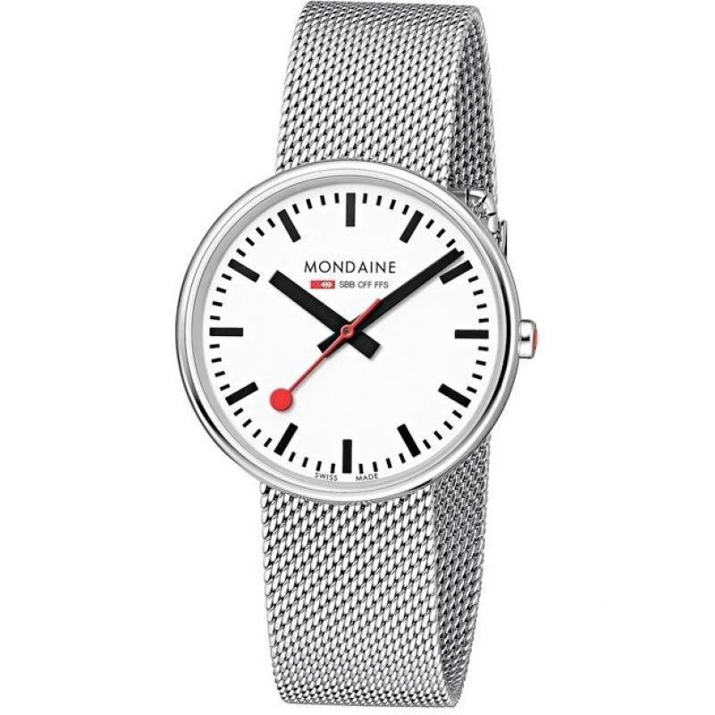 Mens Mondaine Mini Giant Watch