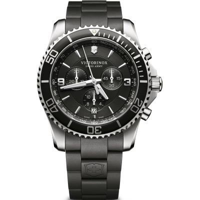 Victorinox Swiss Army New Maverick New Maverick Herrenchronograph in Schwarz 241696