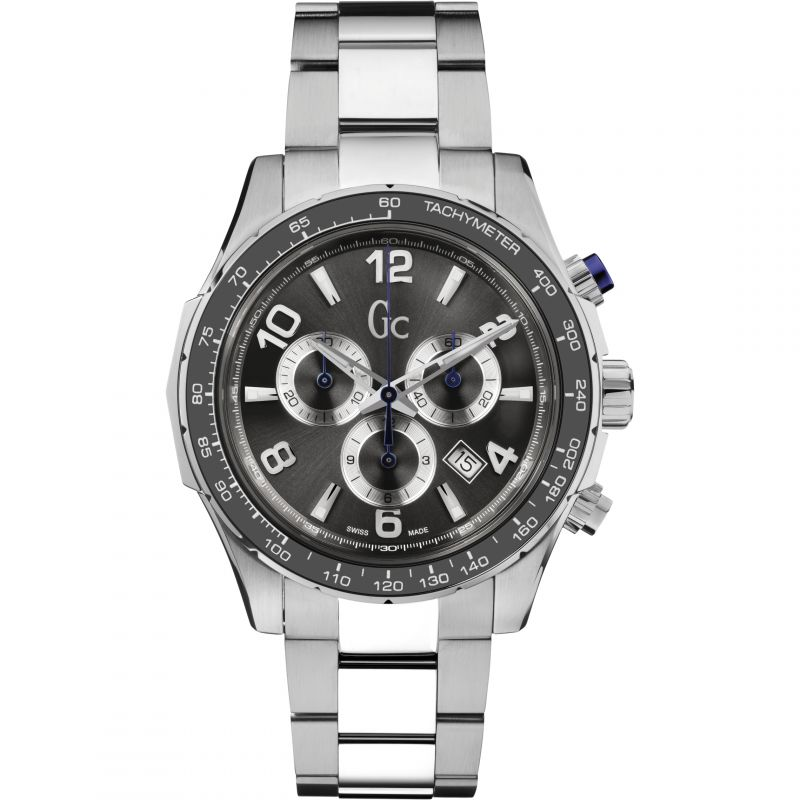 Mens Gc Technosport Chronograph Watch