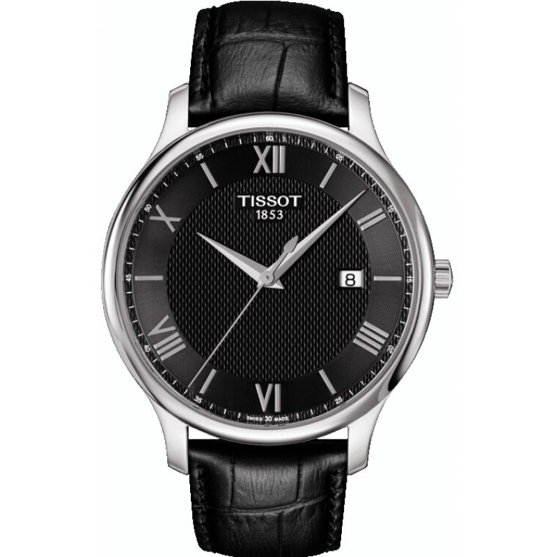 Mens Tissot Tradition Watch T0636101605800