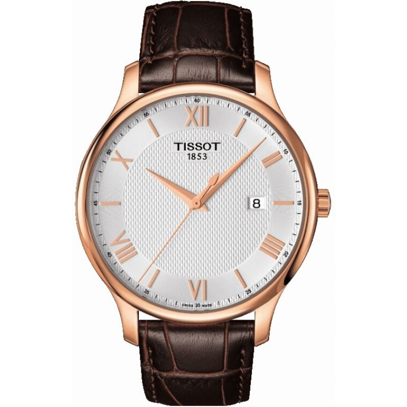 Mens Tissot Tradition Watch T0636103603800