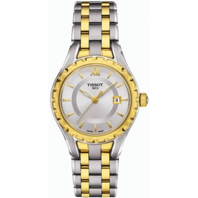 Tissot T-Lady Dameshorloge Tweetonig T0720102203800