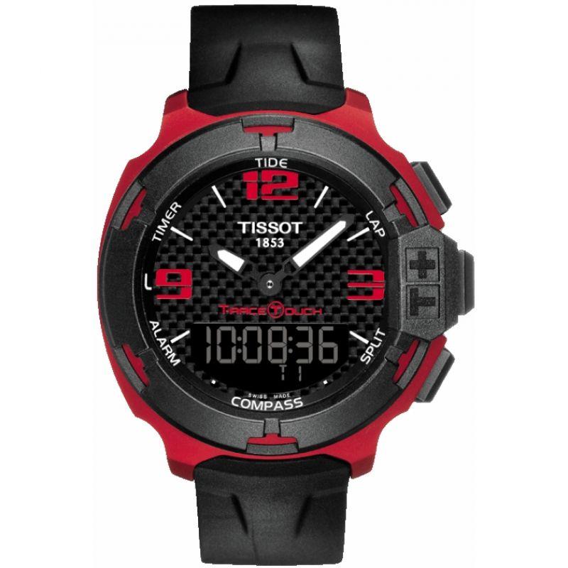 Mens Tissot T-Race Alarm Chronograph Watch