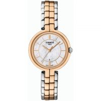 Ladies Tissot Flamingo Watch T0942102211100
