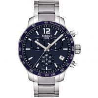Mens Tissot Quickster Chronograph Watch T0954171104700