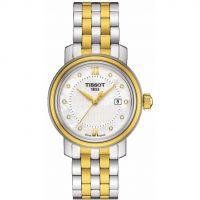 Ladies Tissot Bridgeport Watch T0970102211600