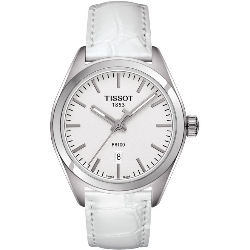 Ladies Tissot PR100 Watch T1012101603100