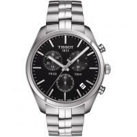 Mens Tissot PR100 Chronograph Watch T1014171105100