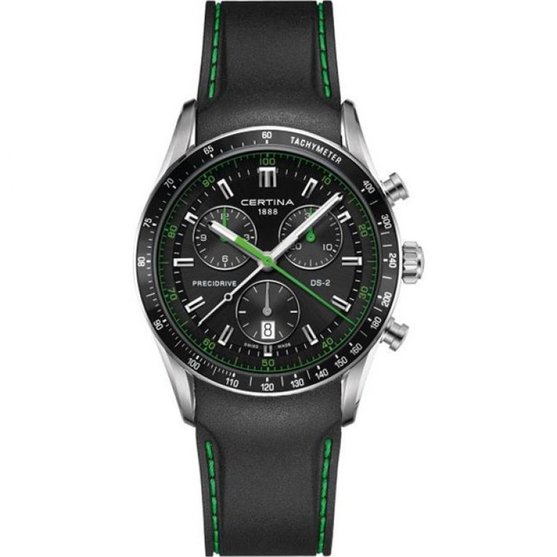 Mens Certina DS-2 Precidrive Chronograph Watch C0244471705102