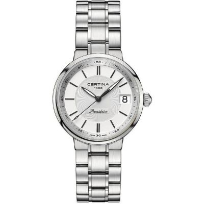 Ladies Certina DS Stella Precidrive Watch C0312101103100