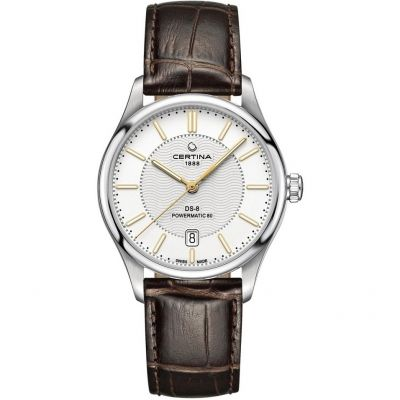 Montre Homme Certina DS-8 Powermatic 80 C0334071603100