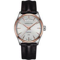 Mens Hamilton Jazzmaster Day Date Automatic Watch H42525551