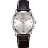Mens Hamilton Jazzmaster Thinline Watch H38511513