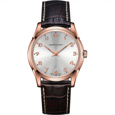 Mens Hamilton Jazzmaster Thinline Watch H38541513