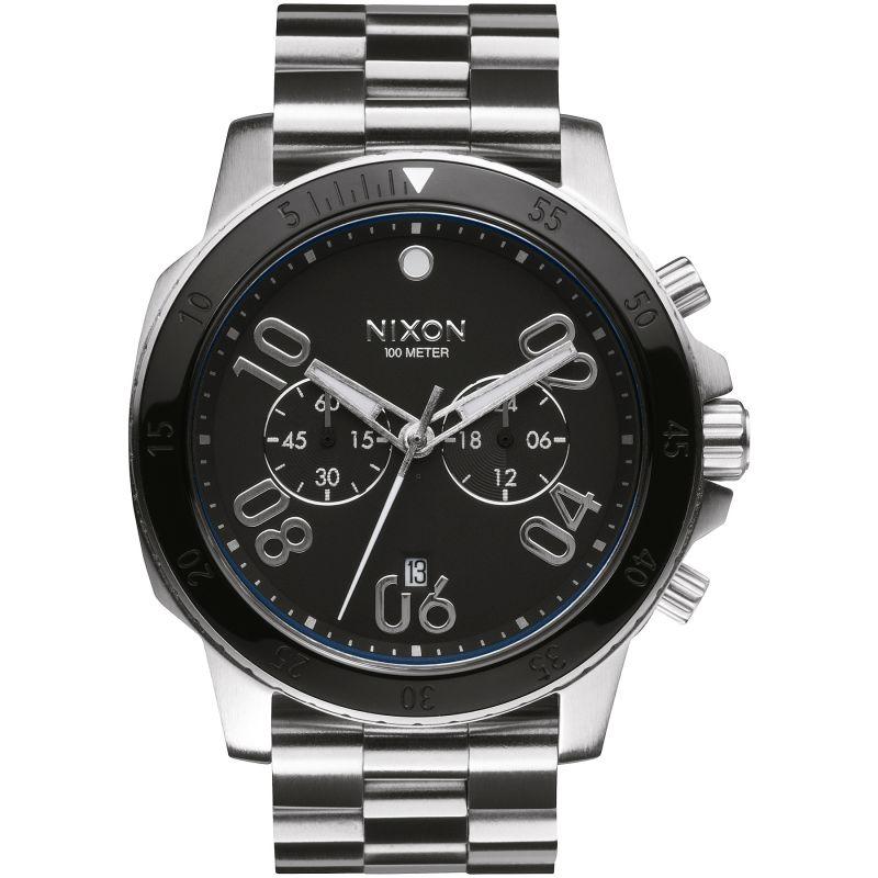 Mens Nixon The Ranger Chrono Chronograph Watch