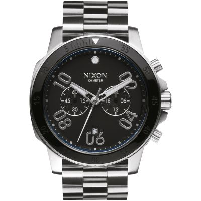 Mens Nixon The Ranger Chrono Chronograph Watch A549-000